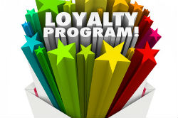 Giovanni's Pizzeria - Loyalty Program
